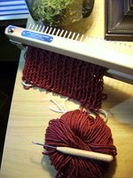 Knittingboardscarf1